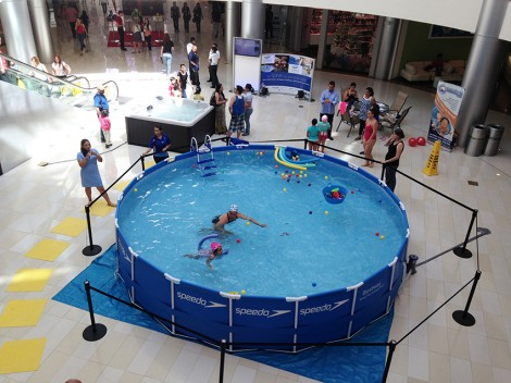 Ir al mall es divertido y no es pecado
