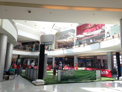 el mall es diversion - la ciudad paralela